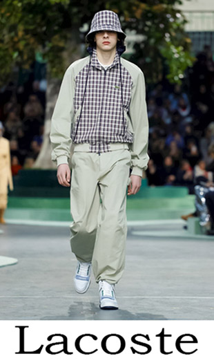 Fashion Trends Lacoste Fall Winter Men's 2