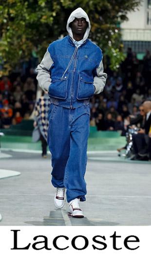 Fashion Trends Lacoste Fall Winter Men's 3