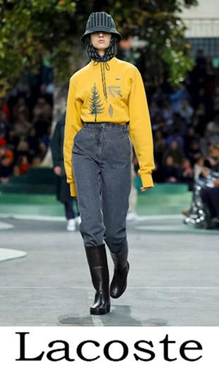 Fashion Trends Lacoste Fall Winter Women's 1