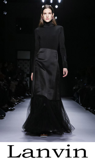 Fashion Trends Lanvin Fall Winter Women's 1