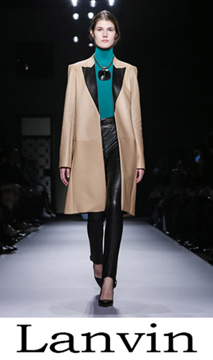 Fashion Trends Lanvin Fall Winter Women's 2