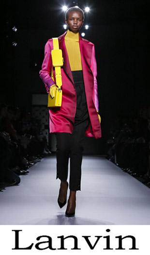 Fashion Trends Lanvin Fall Winter Women's 3