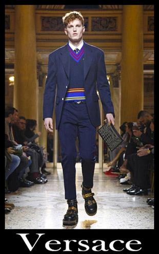 Fashion Trends Versace Fall Winter Men's 2