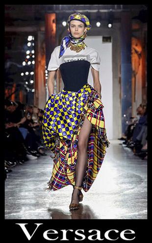 Fashion Trends Versace Fall Winter Women's 1