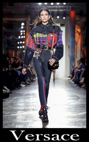 Fashion Trends Versace Fall Winter Women's 3