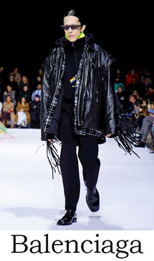 Men's Clothing Balenciaga Fall Winter 2018 2019 2