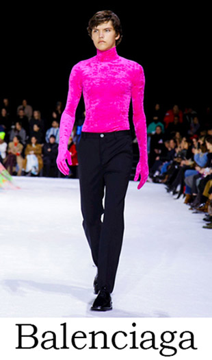 Men's Clothing Balenciaga Fall Winter 2018 2019 3