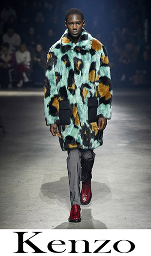 Men's Clothing Kenzo Fall Winter 2018 2019 3