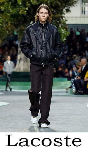 Men's Clothing Lacoste Fall Winter 2018 2019 3