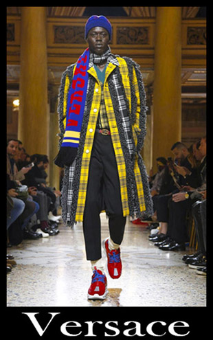 Men's Clothing Versace Fall Winter 2018 2019 1