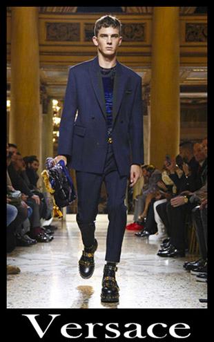 Men's Clothing Versace Fall Winter 2018 2019 3