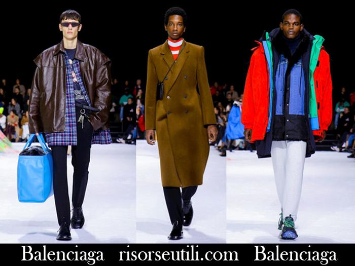 New Arrivals Balenciaga 2018 2019 Men's Clothing