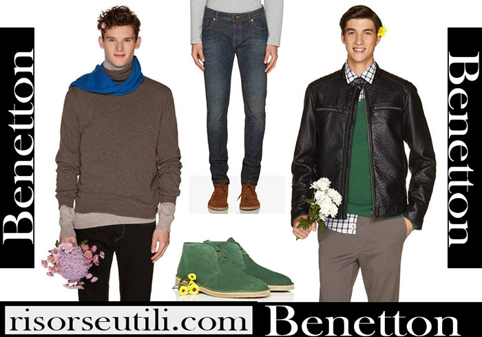 New Arrivals Benetton 2018 2019 Men's Clothing