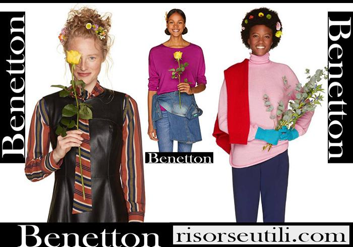 New Arrivals Benetton 2018 2019 Women's Clothing