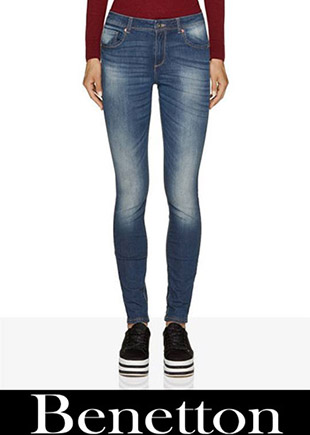 New Arrivals Benetton Clothing Women's Jeans 1