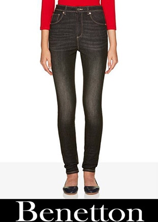 New Arrivals Benetton Clothing Women's Jeans 2