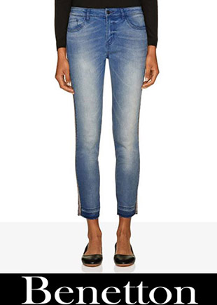 New Arrivals Benetton Clothing Women's Jeans 3