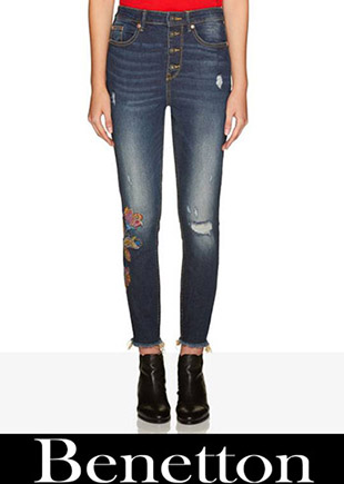 New Arrivals Benetton Clothing Women's Jeans 4