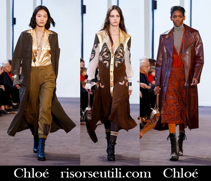 New Arrivals Chloé 2018 2019 Women's Clothing