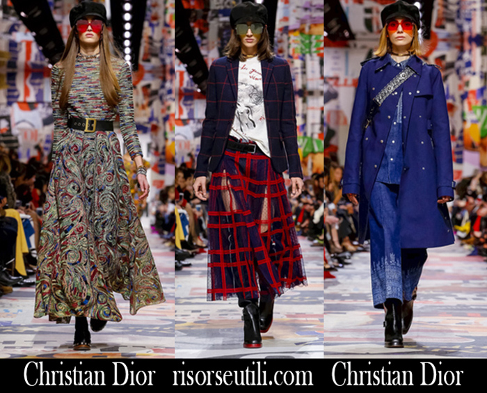 New Arrivals Christian Dior 2018 2019 Women's Clothing