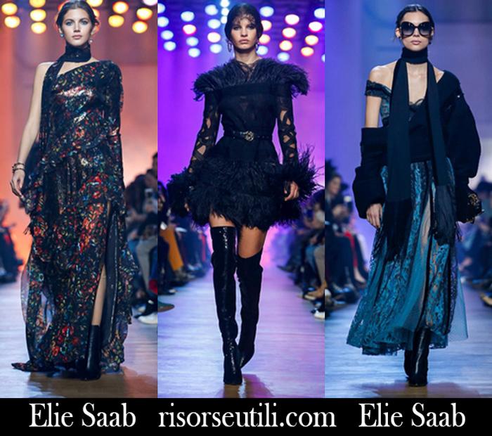 New Arrivals Elie Saab 2018 2019 Women's Clothing