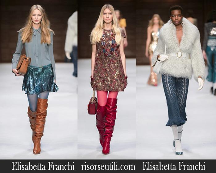 New Arrivals Elisabetta Franchi 2018 2019 Women's Clothing