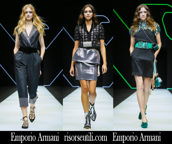 New Arrivals Emporio Armani 2018 2019 Women's Clothing