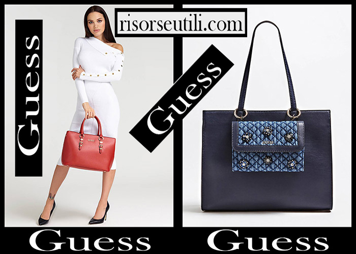 New Arrivals Guess 2018 2019 Women's Handbags