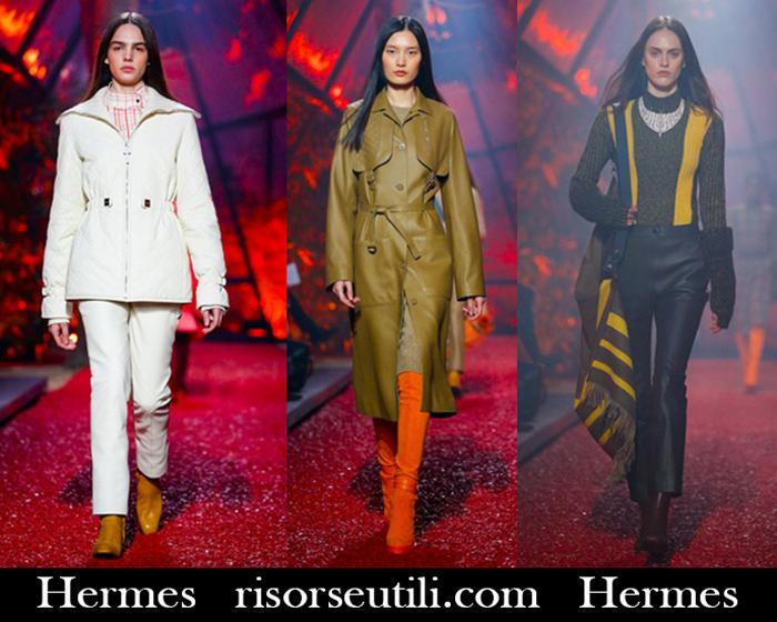 New Arrivals Hermes 2018 2019 Women's Clothing