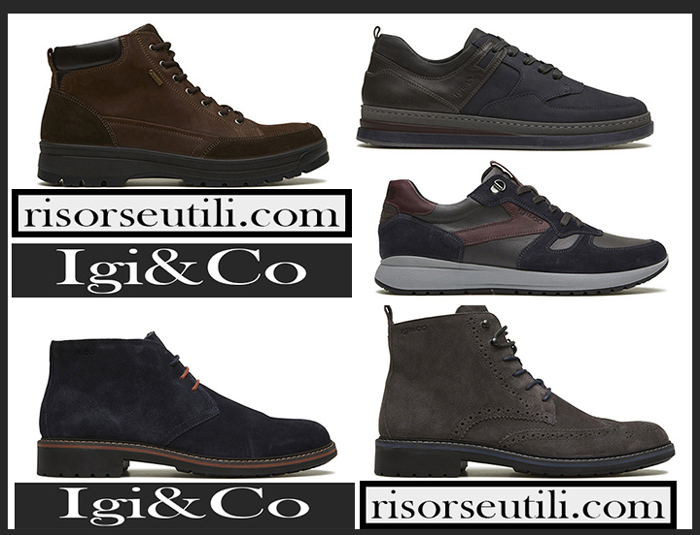 New Arrivals Igi&Co 2018 2019 Men's Shoes