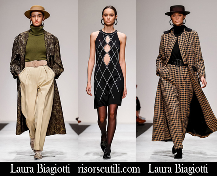 New Arrivals Laura Biagiotti 2018 2019 Women's Clothing