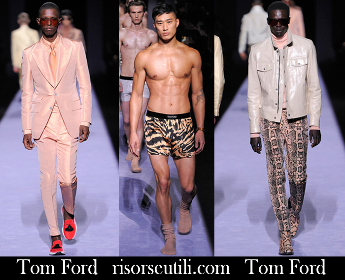 New Arrivals Tom Ford 2018 2019 Men's Clothing
