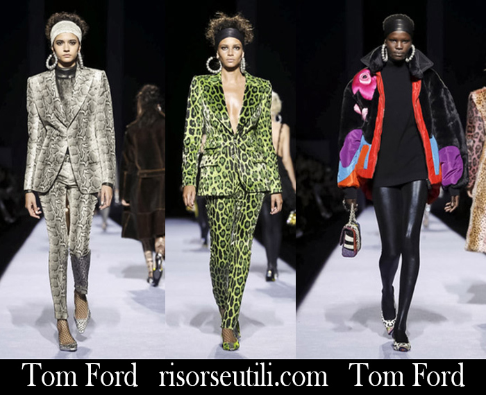 New Arrivals Tom Ford 2018 2019 Women's Clothing