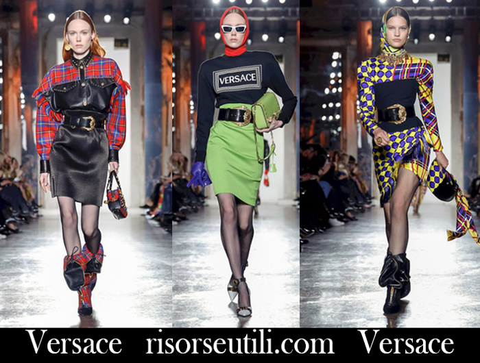 New Arrivals Versace 2018 2019 Women's Clothing
