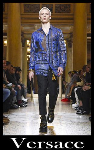 New Arrivals Versace Fall Winter Men's 1
