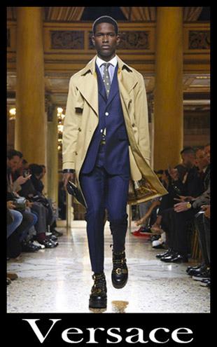 New Arrivals Versace Fall Winter Men's 2