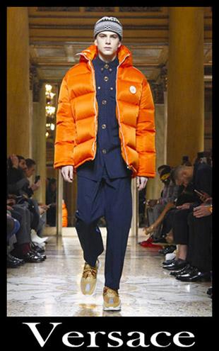 New Arrivals Versace Fall Winter Men's 3