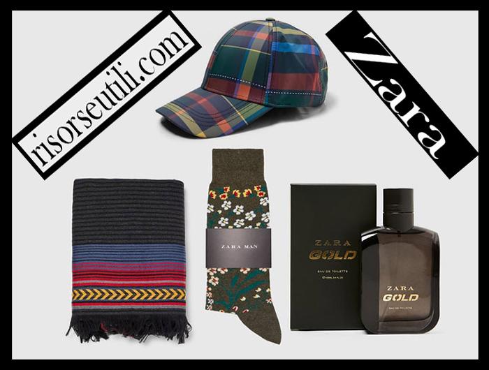 New Arrivals Zara 2018 2019 Men's Accessories