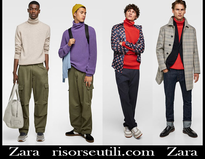 New Arrivals Zara 2018 2019 Men's Clothing