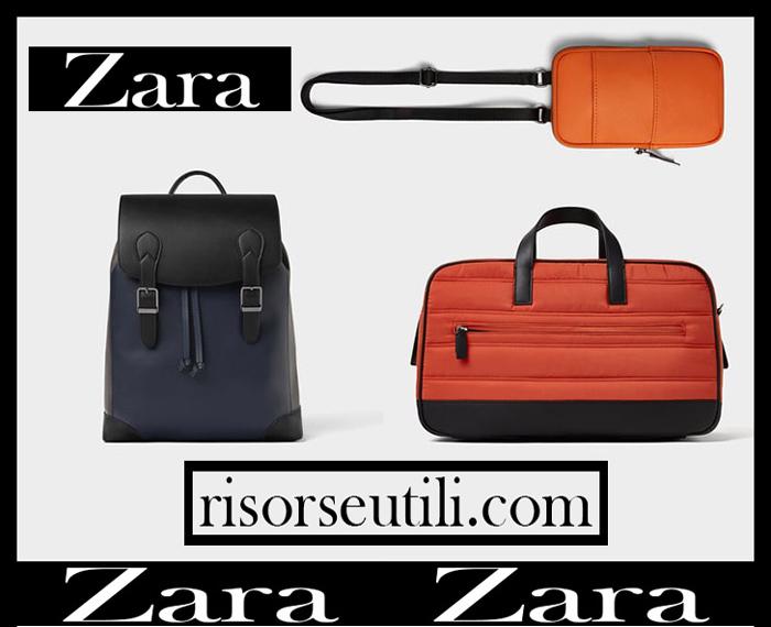 New Arrivals Zara 2018 2019 Men's Handbags