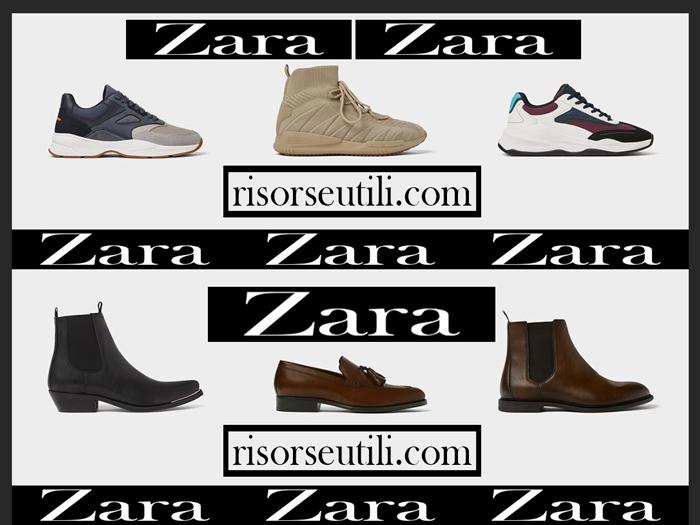 New Arrivals Zara 2018 2019 Men's Shoes