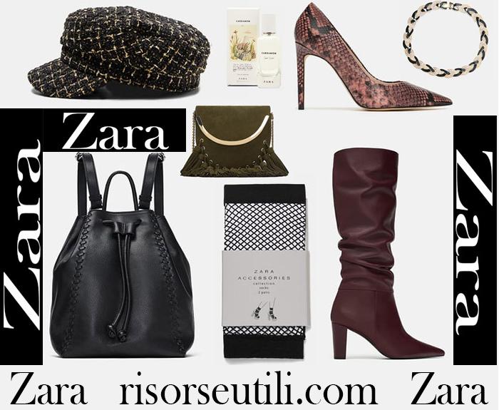 New Arrivals Zara 2018 2019 Women's Accessories