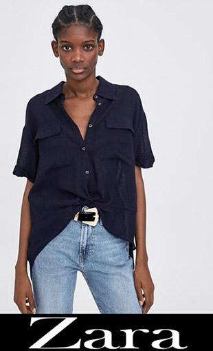 New Arrivals Zara Clothing Women's Shirts 1