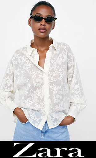 New Arrivals Zara Clothing Women's Shirts 10