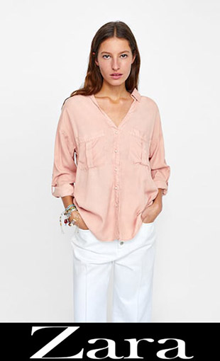New Arrivals Zara Clothing Women's Shirts 2