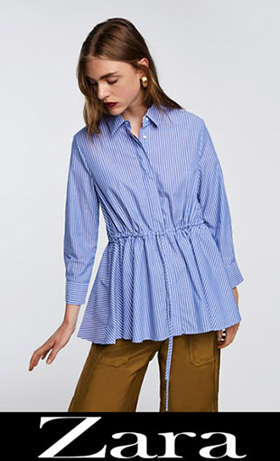 New Arrivals Zara Clothing Women's Shirts 5