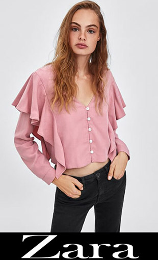 New Arrivals Zara Clothing Women's Shirts 7