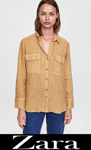 New Arrivals Zara Clothing Women's Shirts 8
