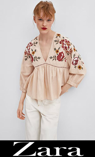 Shirts Zara 2018 2019 New Arrivals Women's 1