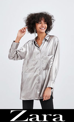 Shirts Zara 2018 2019 New Arrivals Women's 10